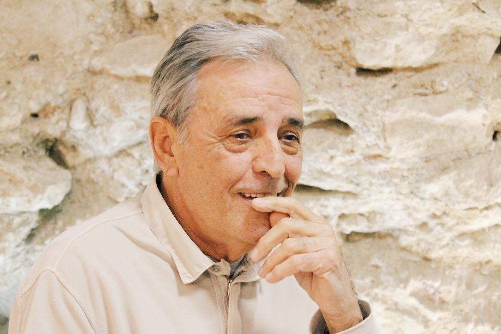 Artur Heras. Foto: Eva M. Rosúa.