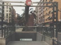 Viaje en metro