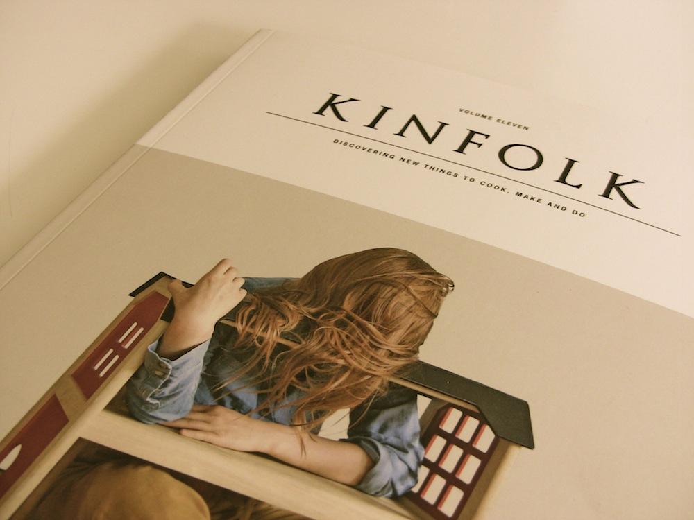 Kinfolk, la revista en la que te gustaría vivir