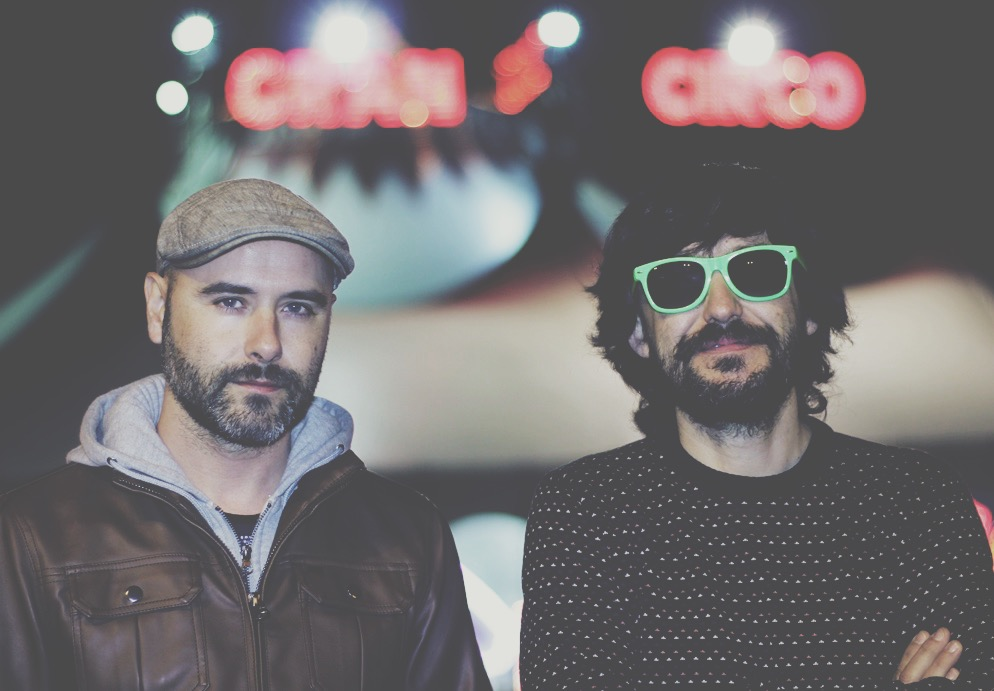 Iñaki Antuñano y Ferran Toledo (Kill the TV)