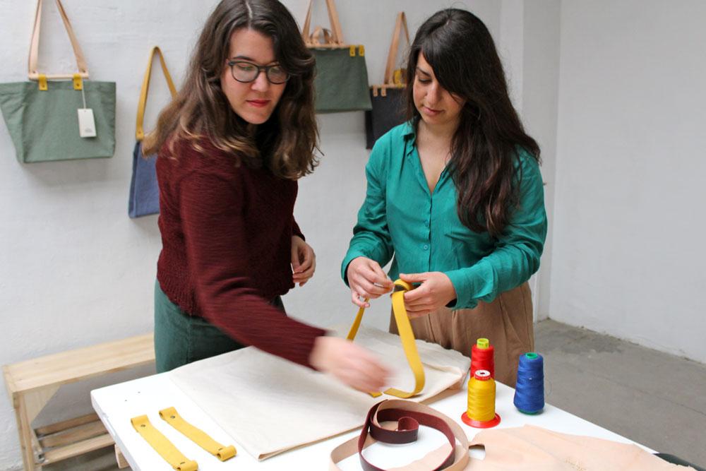 Totoomi bolsos artesanales Valencia revista Verlanga moda