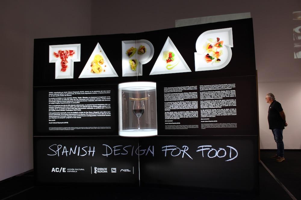 De la aceituna rellena a la esferificación, el diseño de la gastronomía