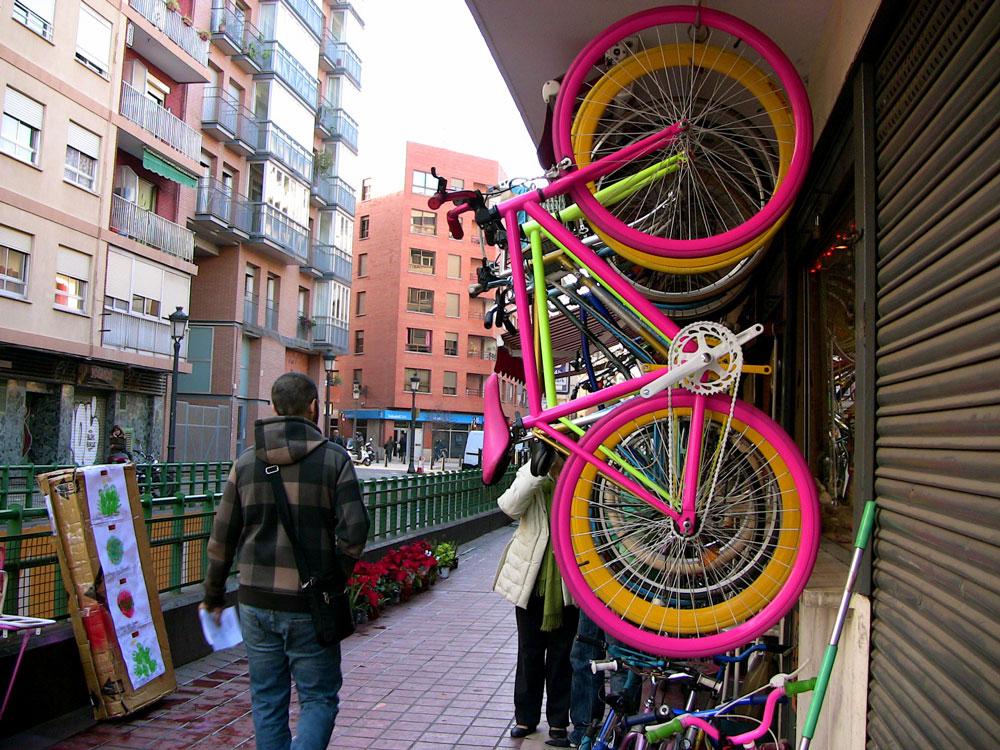 Mercado de Ruzafa Cycloclinic