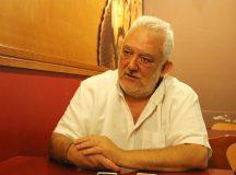 Imanol Uribe. Foto: Eva M. Rosúa.
