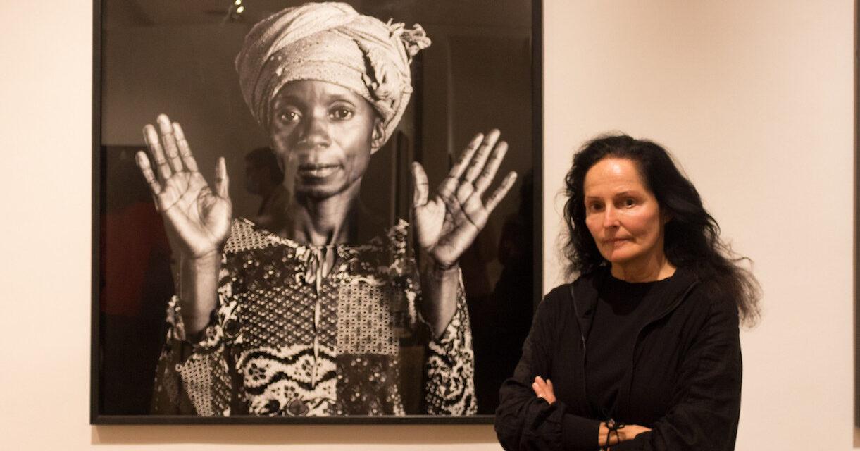 Isabel Muñoz retrata la realidad de la mujer en el Congo