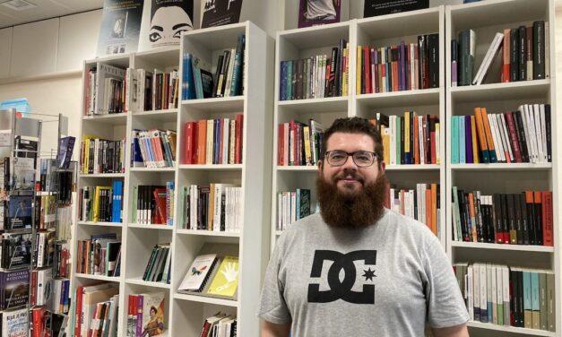 Somos lo que leemos: Jorge Cabezas Montañana