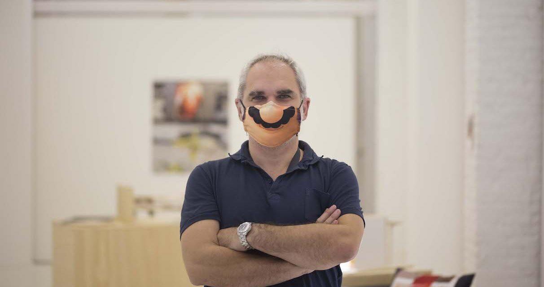 Un vermut con Jorge López