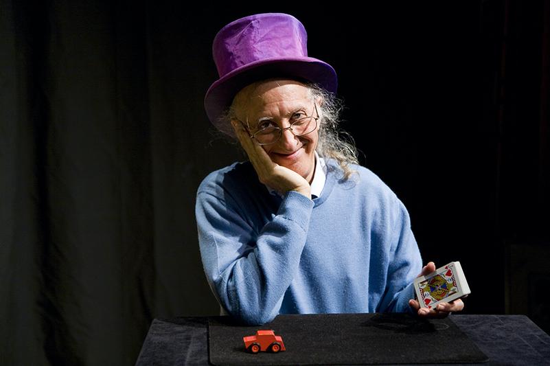 Juan Tamariz, posiblemente el mejor mago del mundo