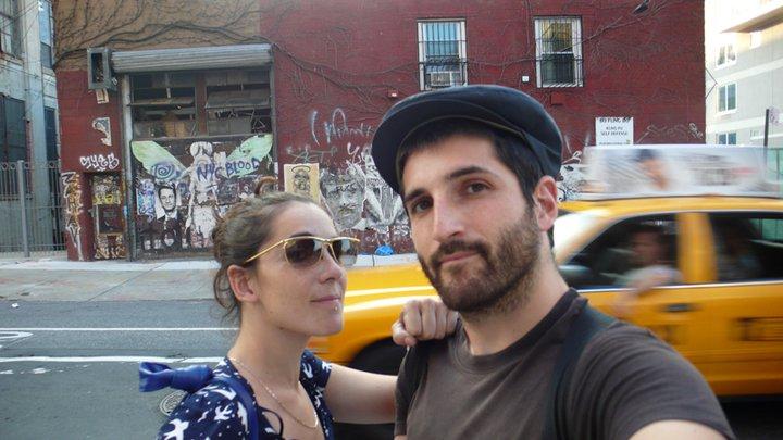 Julia y Martin Rey-Matesanz