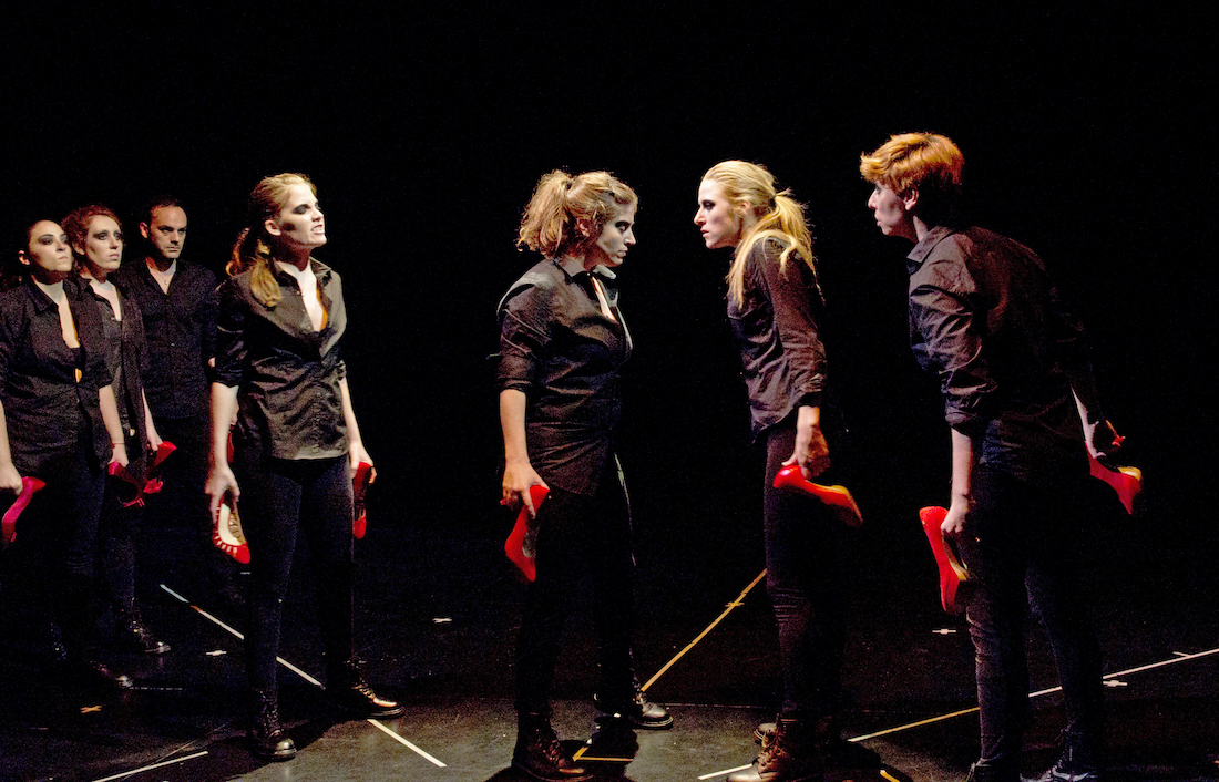 """Julio César"", Shakespeare en clave femenina"