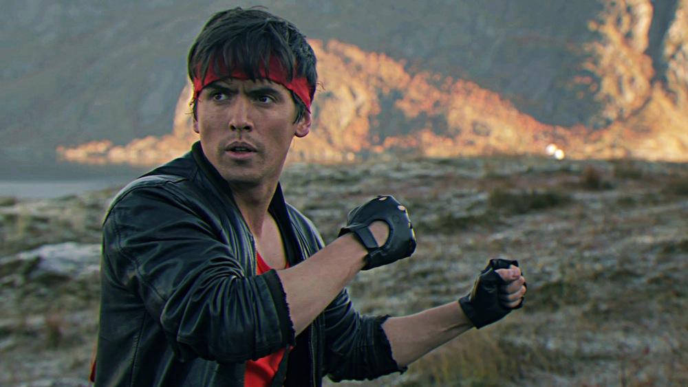 """""""Kung Fury""""."""