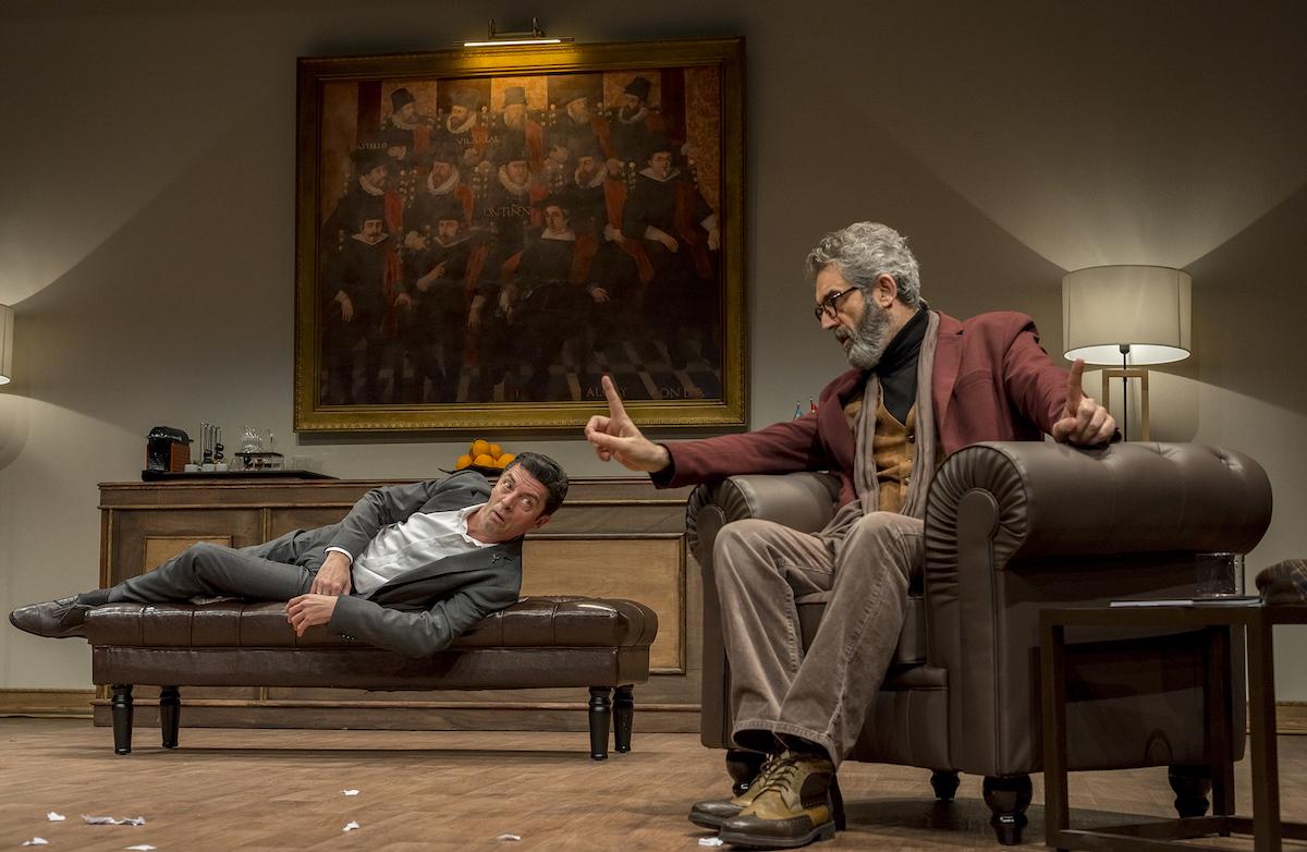 Esto es lo que podéis ver esta semana en los teatros valencianos