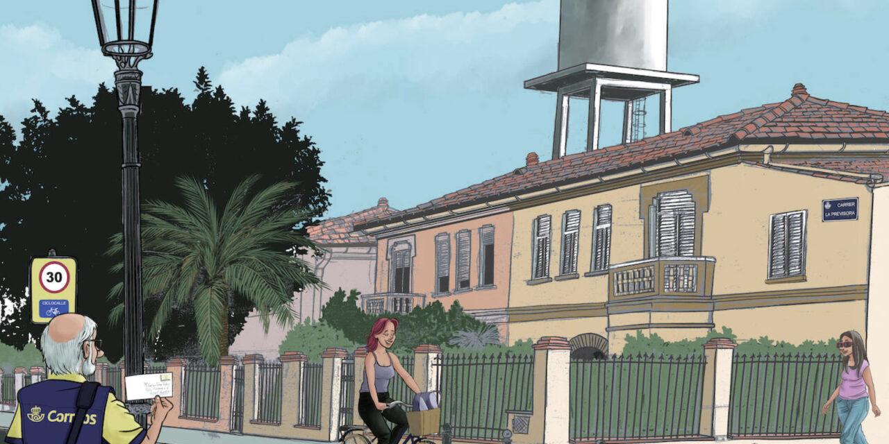 Un paseo por València en 18 ilustraciones