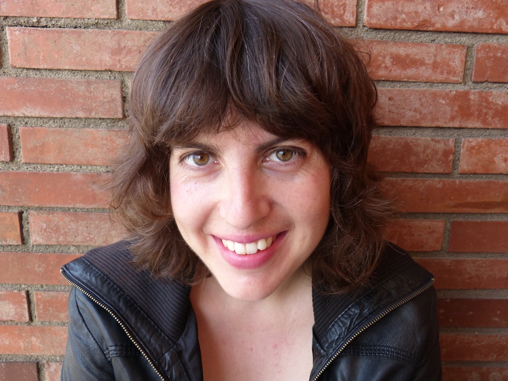 Laura Fernández, la chica de otro planeta