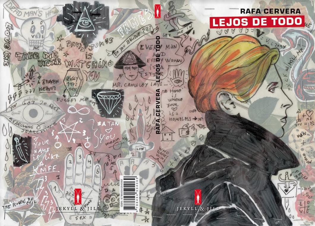 """5 razones para leer """"Lejos de todo"""" de Rafa Cervera"""