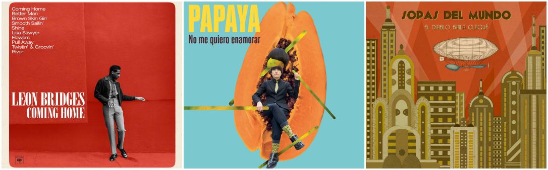 Leon Bridges - Papaya - Sopas del Mundo