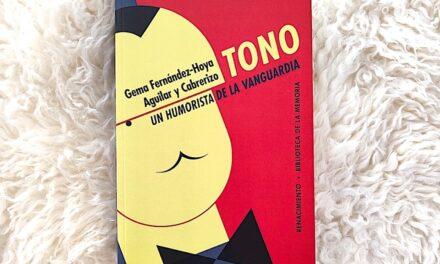 Tono, el humorista de la vanguardia