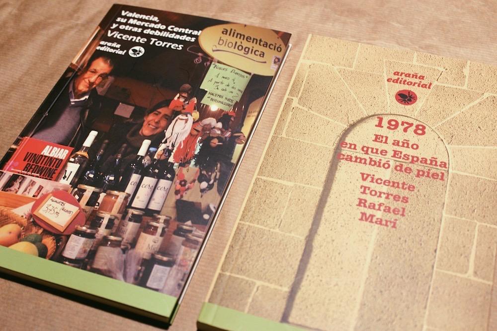 Libros V.Torres