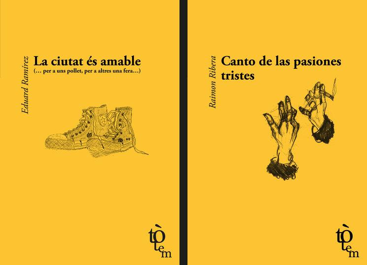 Libros poemas Totem