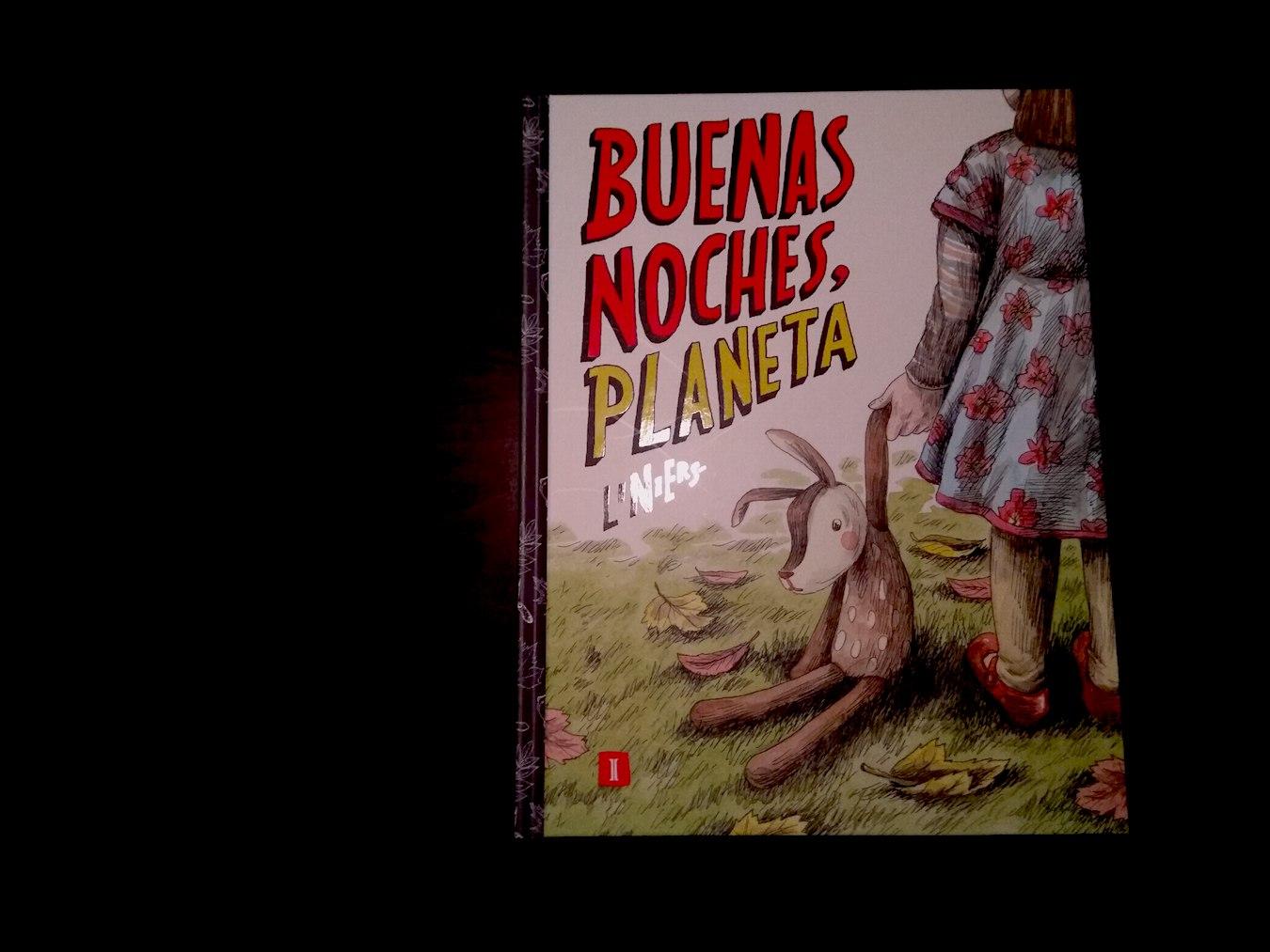 Un breve y enorme cuento de Liniers