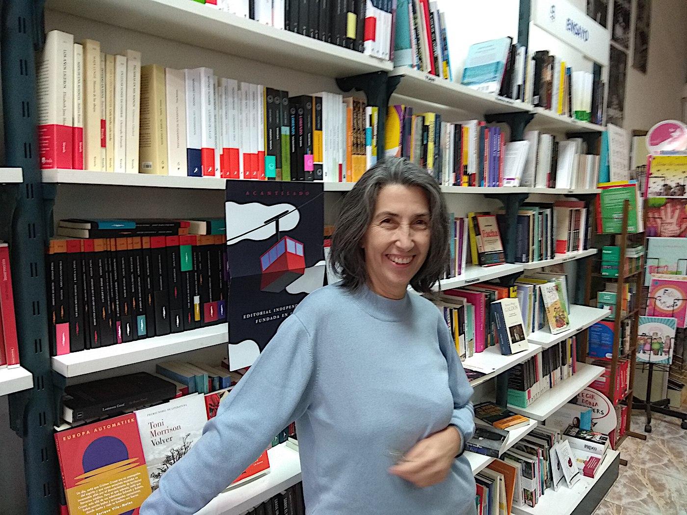 Gaia, los 25 años de una librería de barrio