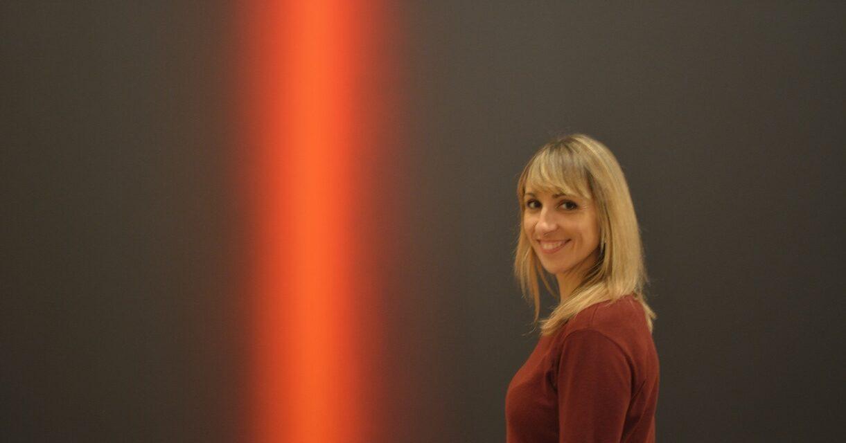 Un vermut con Magda R. Brox
