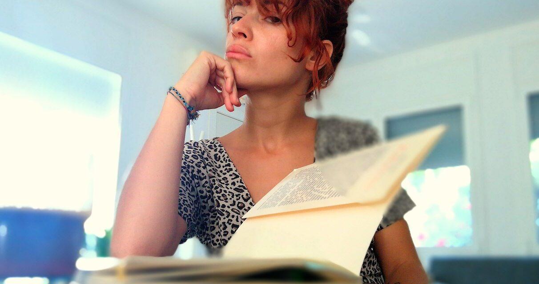 Somos los que leemos: María Bastarós