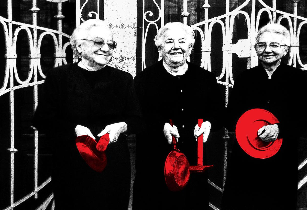Cuando las hermanas Martí plantaron cara al poder a caceroladas