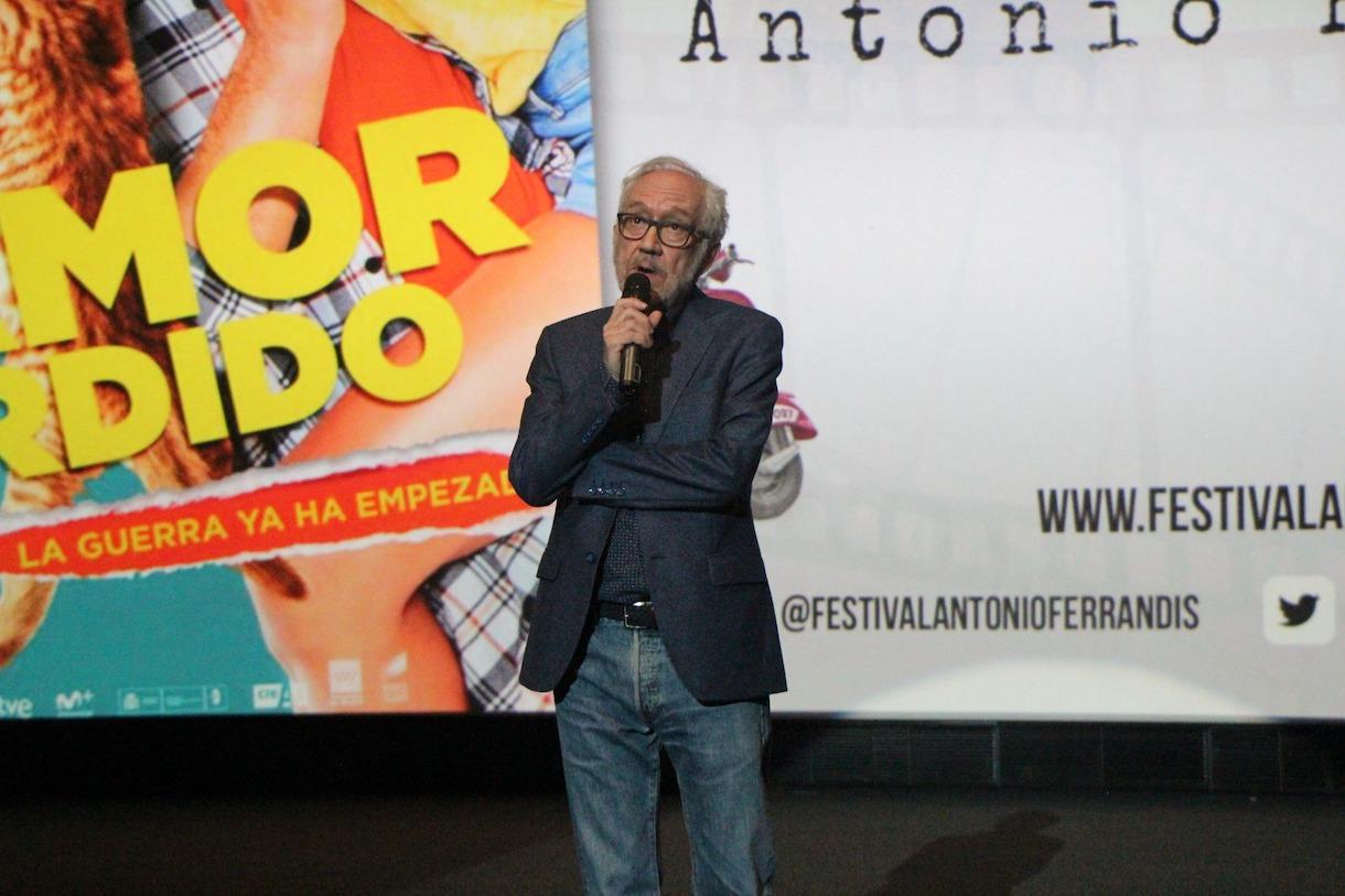 Sesión doble con Emilio Martínez-Lázaro