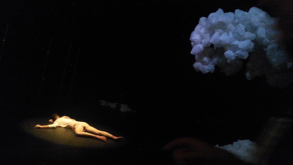 """""""Moira"""", una de las obras de la programación del Festival 10 Sentidos."""