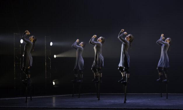 """""""Mulïer"""", danza de altura"""