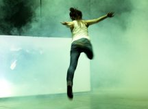 """NADAdora"" (EnÁmbar Danza) Foto: Alberto Navarro."