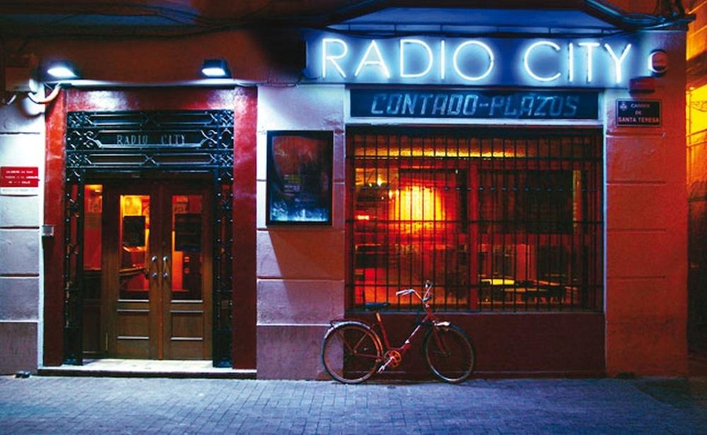 Llegan The B Jam Session a Radio City