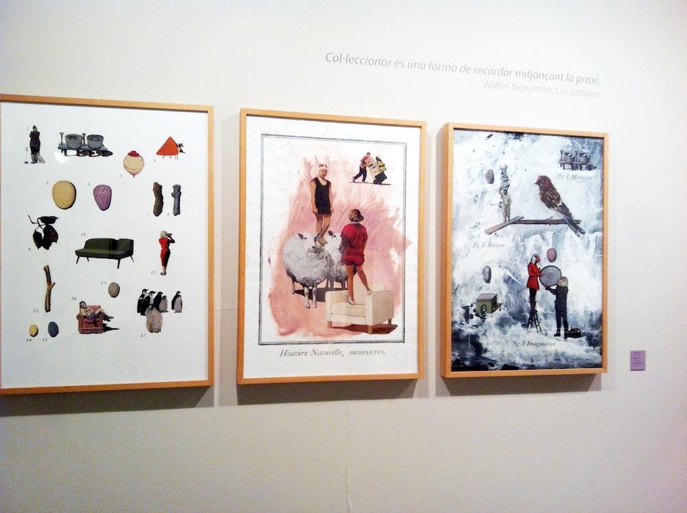 La colección infinita de Nuria Rodríguez