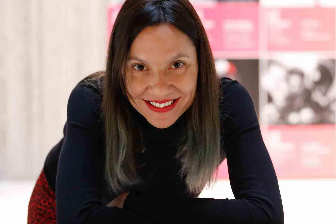 Un vermut con Olga Álvarez Piña