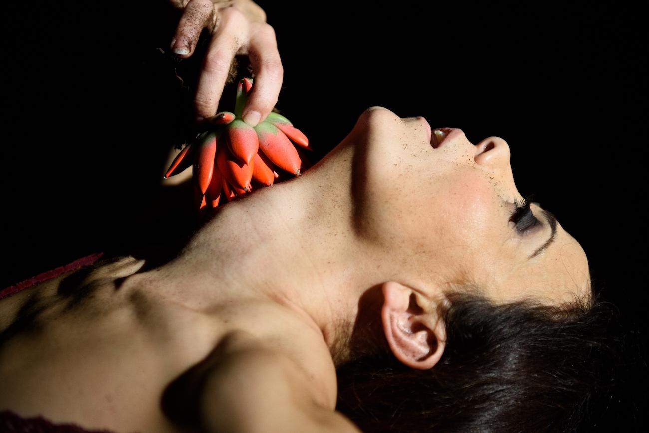 Olga Pericet, flamenco en vena, flamenco en los huesos