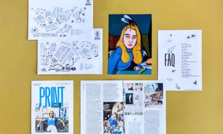 Print#4: Carla Fuentes
