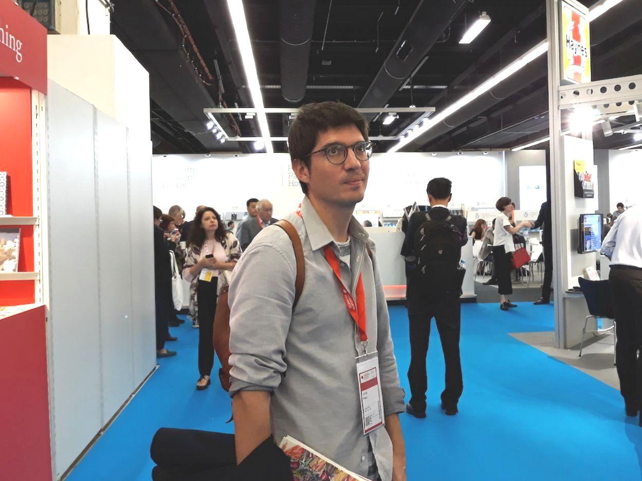 Paco Cerdà, el editor invisible