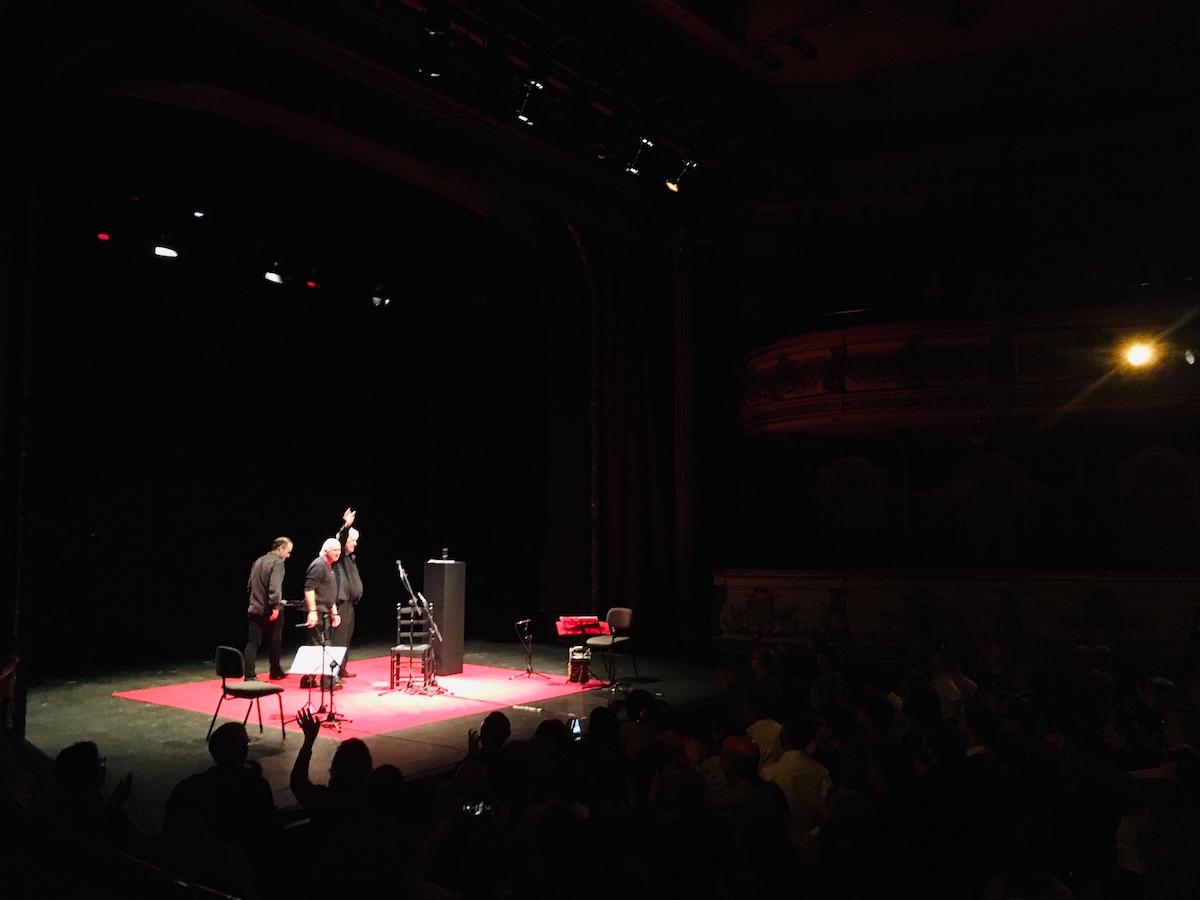 Paco Ibáñez, Vancouvers y Chaval, tres directos con nota muy muy alta