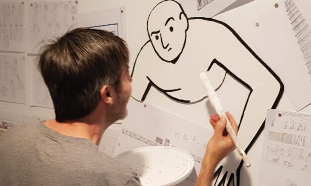 """Paco Roca presenta """"El dibujado"""""""