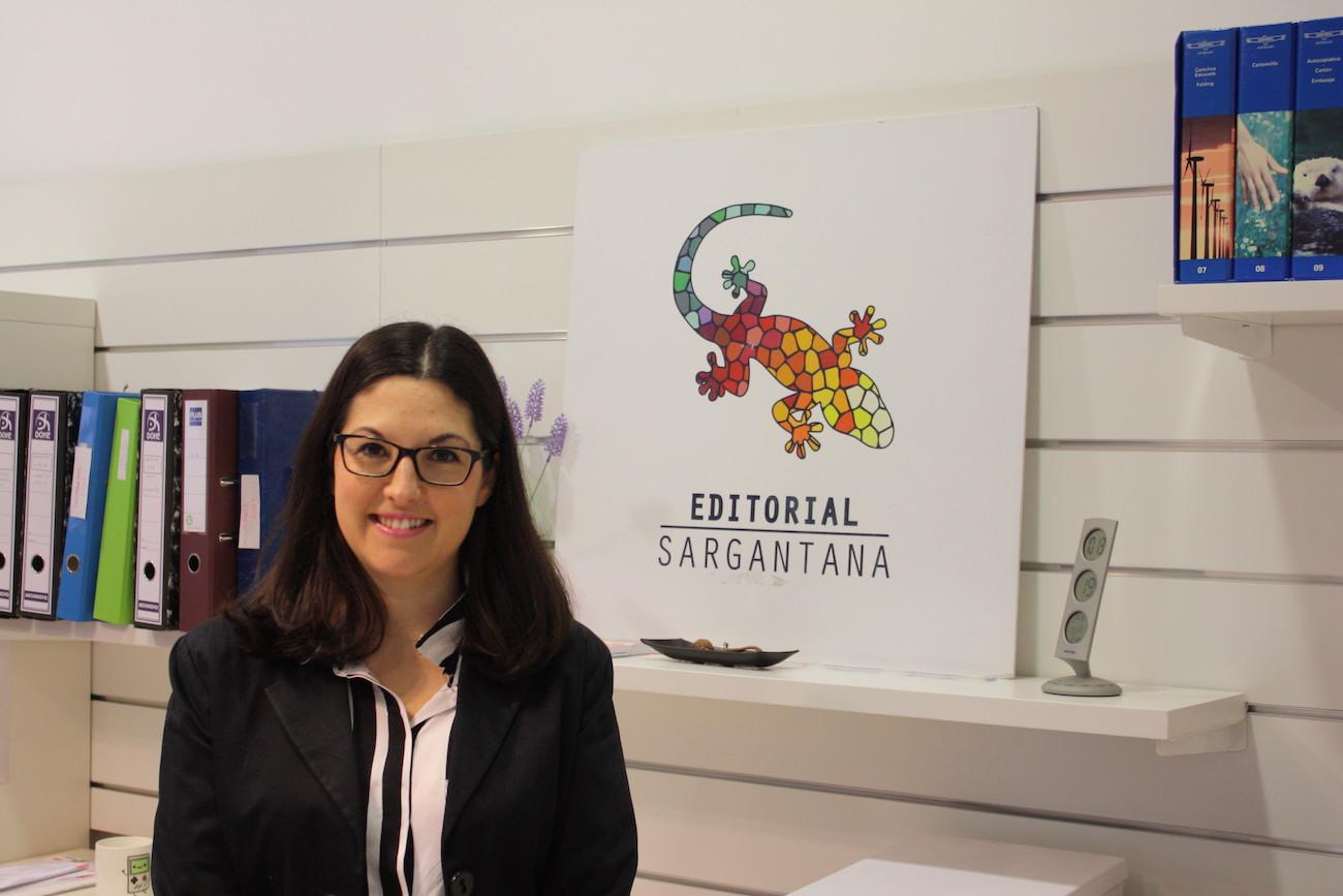 Editorial Sargantana, cumpleaños feliz