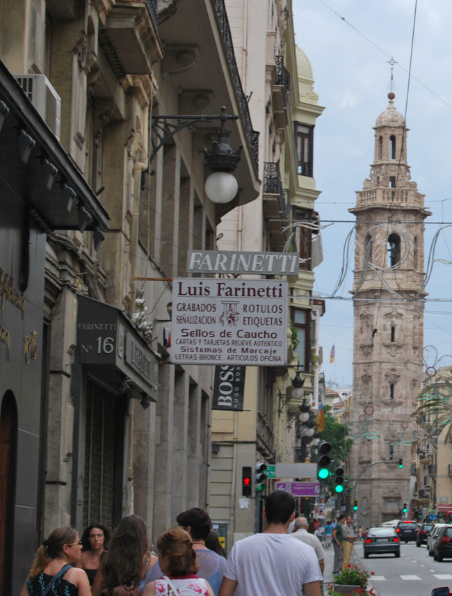 Calle Paz