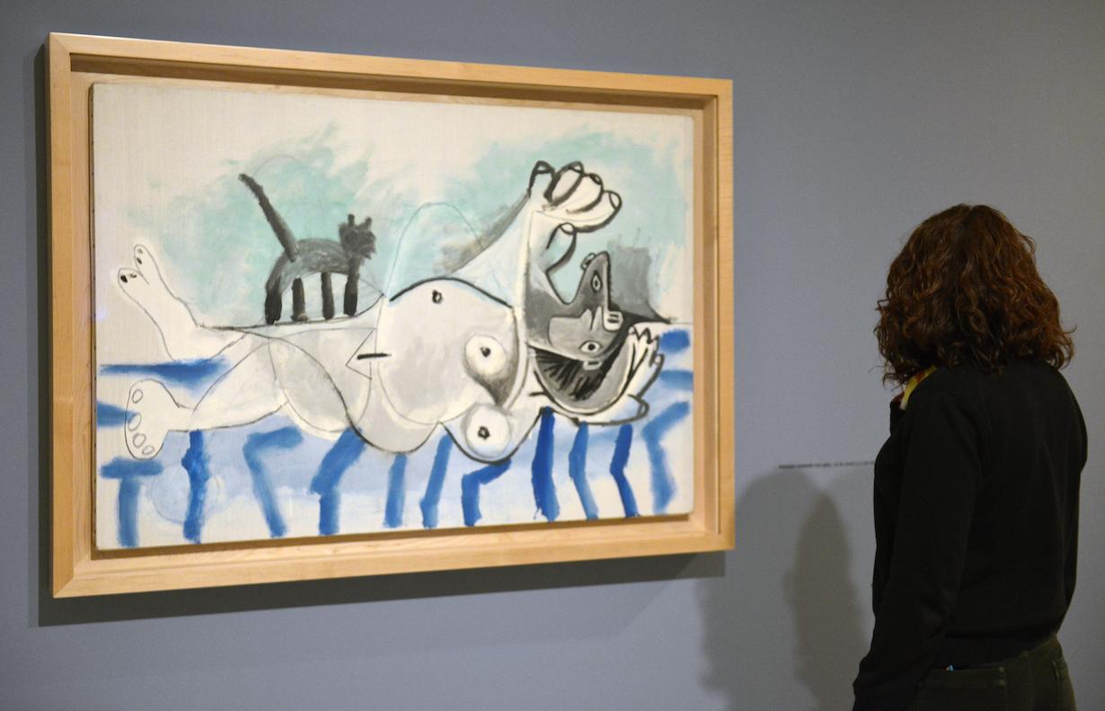 La buena vida de Picasso