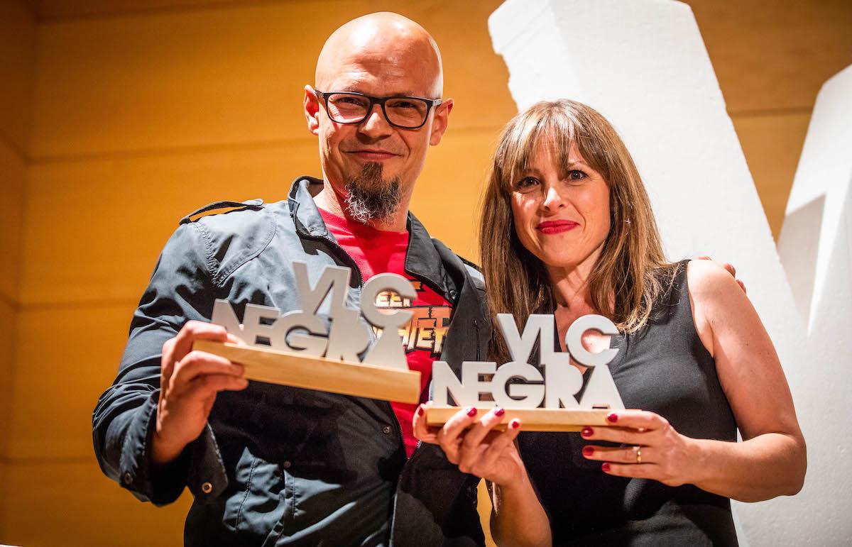 César Pérez Gellida, Raquel Gámez y Don Winslow, ganadores de los premios de novela VLC Negra 2019
