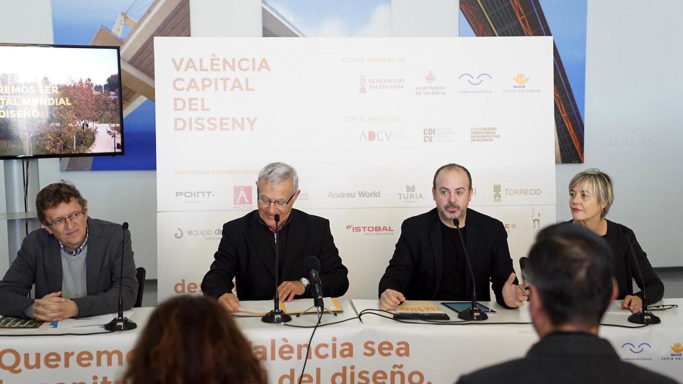 València quiere ser Capital Mundial del Diseño