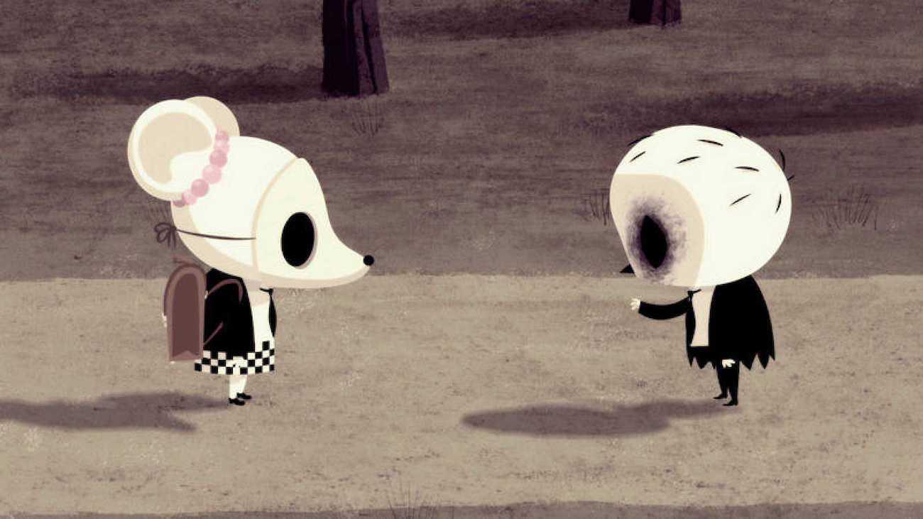 ¡¡No dejar al alcance de los niños!!!, la animación para adultos llega a la SGAE