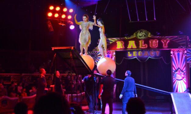 """La nueva """"locura"""" del Circo Raluy Legacy llega a València"""