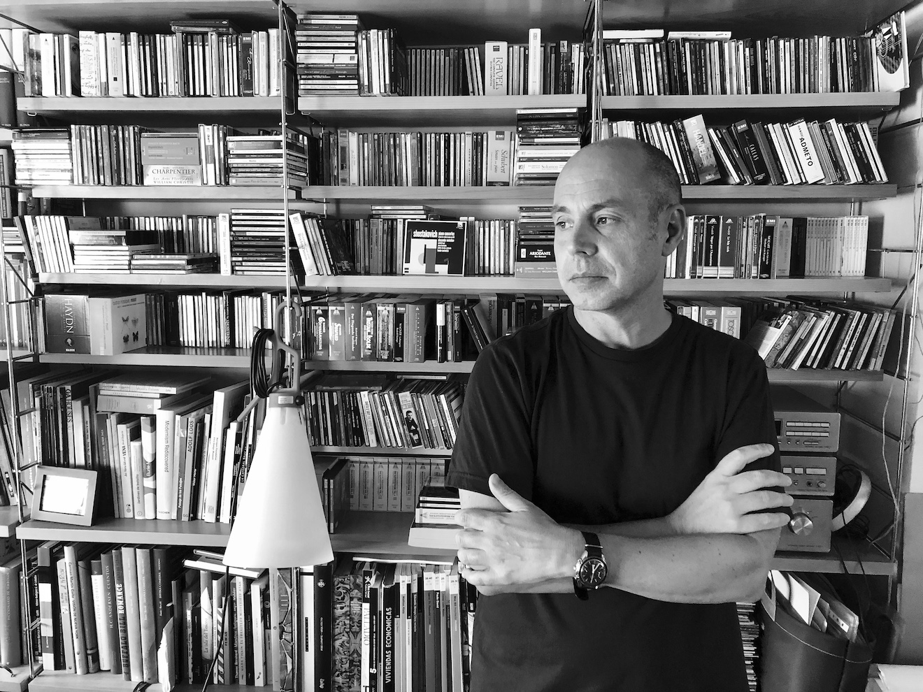 Rafa Martínez, el editor y galerista ocasional