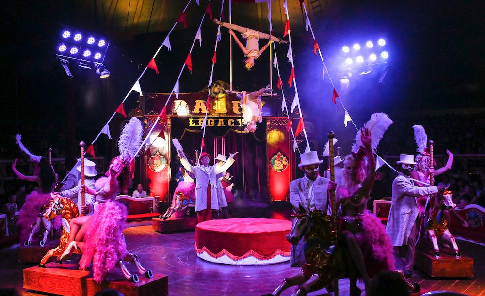El Circo Raluy Legacy vuelve a València