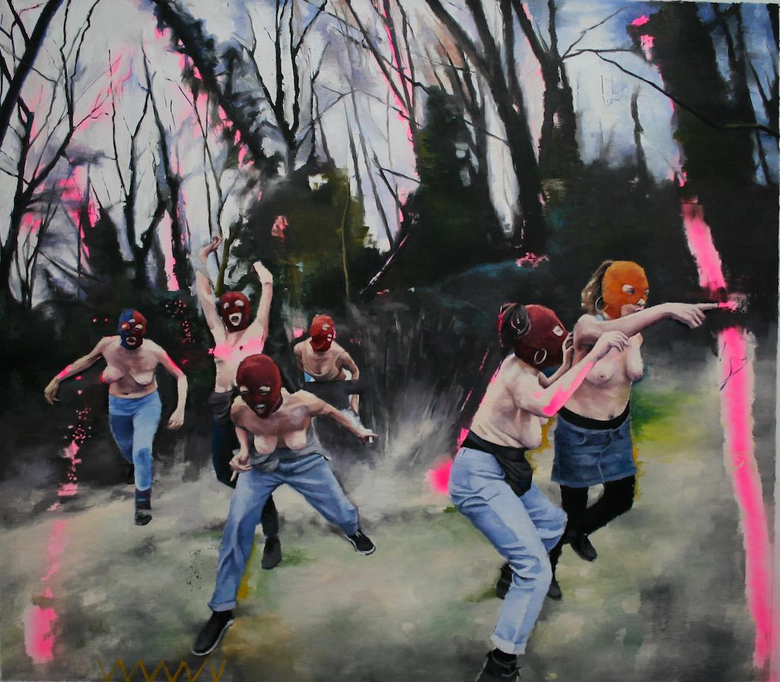 Arte, feminismo y participación